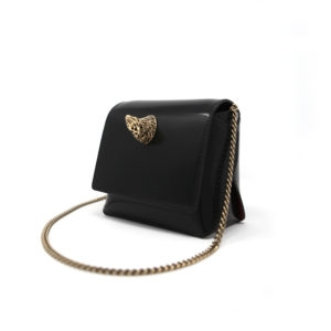 Dede Mini Uni HandBag Black 00 - Maissa by Giulia Ber Tacchini Italian Custom Jewels and Luxury
