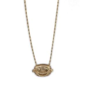 Mr Wild World Necklace 00 - Maissa by Giulia Ber Tacchini Italian Custom Jewels and Luxury