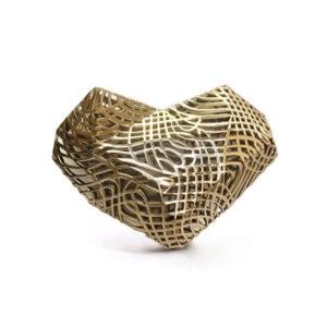 Big Love Clutch Bag 00 - Maissa by Giulia Ber Tacchini Italian Custom Jewels and Luxury from Milan